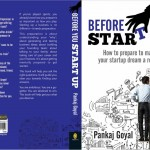 Before you start up - Pankaj Goyal